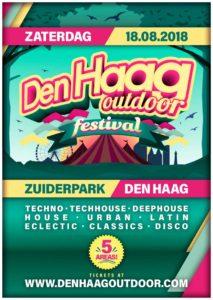 Den Haag Outdoor 2018 @ Zuiderpark Den Haag | Den Haag | Zuid-Holland | Nederland