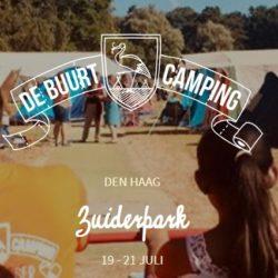 De Buurtcamping Zuiderpark 2019
