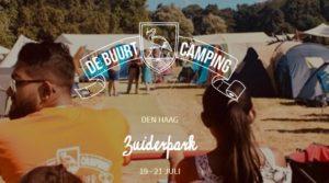 De Buurtcamping Zuiderpark 2019 @ Speelweide Zuid