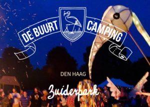 Buurtcamping Zuiderpark @ Speelweide Zuid