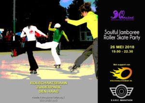Zuiderpark Roller Skate Party @ Rollerskatebaan Zuiderpark | Den Haag | Zuid-Holland | Nederland