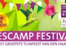 Escampfestival 2018: het grootste tuinfeest van Den Haag