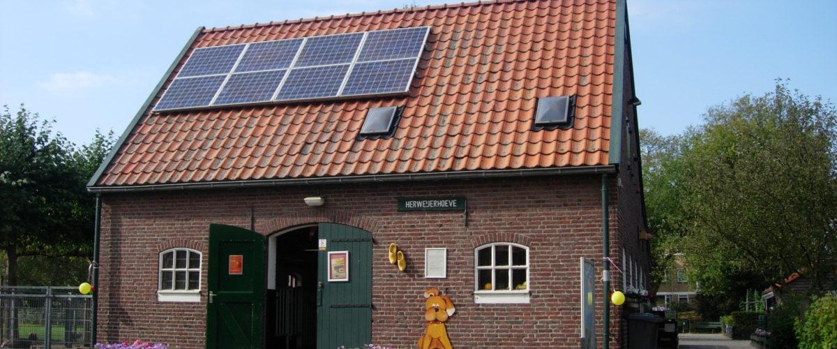 stadsboerderij Herweijerhoeve: Ouderen middag