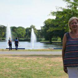 """""""In het Zuiderpark moet het voor iedereen prettig en veilig zijn."""""""