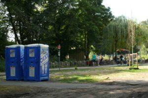 Dixies in het Zuiderpark Den Haag