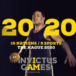 Invictus Games The Hague in 2020
