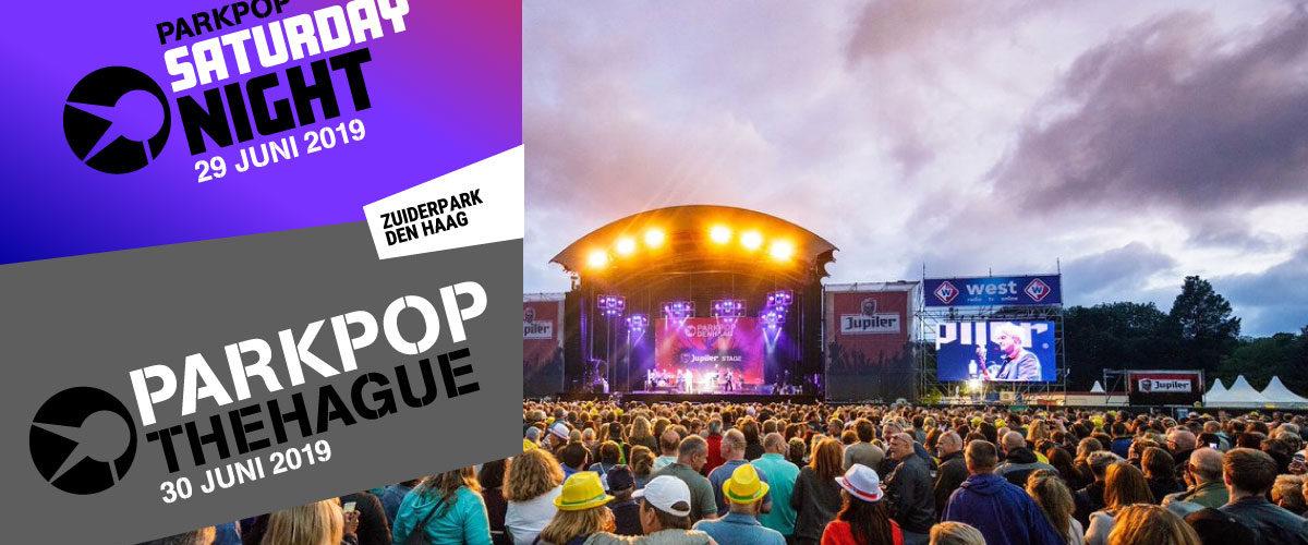 Parkpop 2019 in het Zuiderpark Den Haag