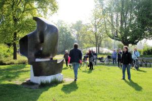 Fietstocht Kunstwerken Zuiderpark @ ZUIDERPARKTHEATER | Den Haag | Zuid-Holland | Nederland