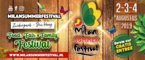 Milan Summer Festival @ Zuiderpark Den Haag | Heerenveen | Friesland | Nederland