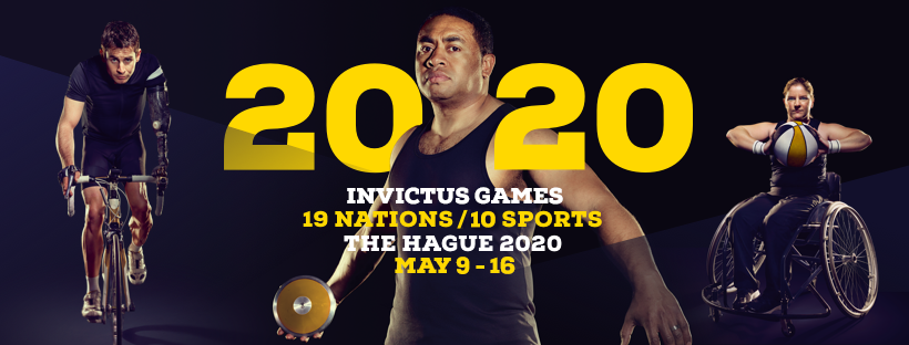 Image result for invictus games 2020""