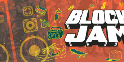 Het urban festival BLOCKJAM 2019