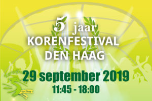 Korenfestival DEN HAAG @ Zuiderparktheater