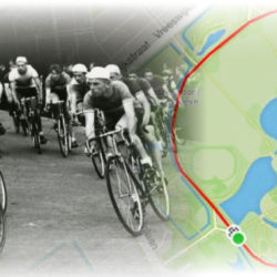 "Wielerronde ""Omloop Zuiderpark""."