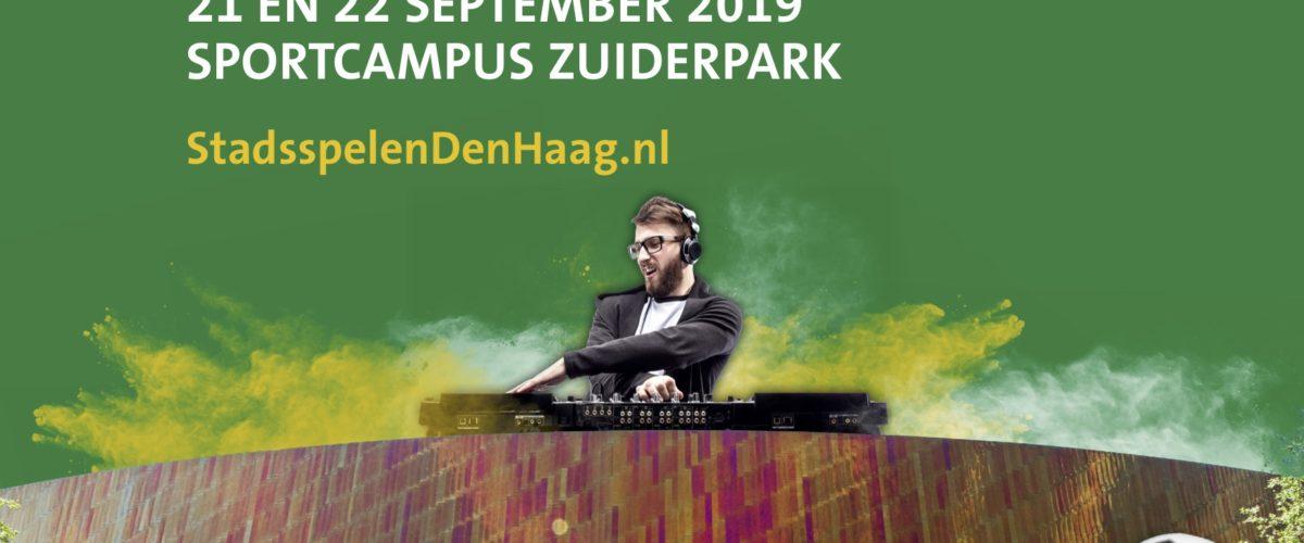 Stadsspelen Den Haag 2019