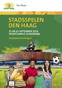 Stadsspelen Den Haag 2019 @ Sportcampus Zuiderpark