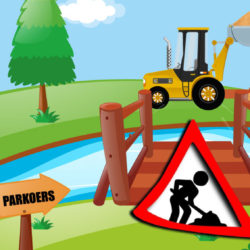 Betere bereikbaarheid Parkoers door aanleg nieuwe brug