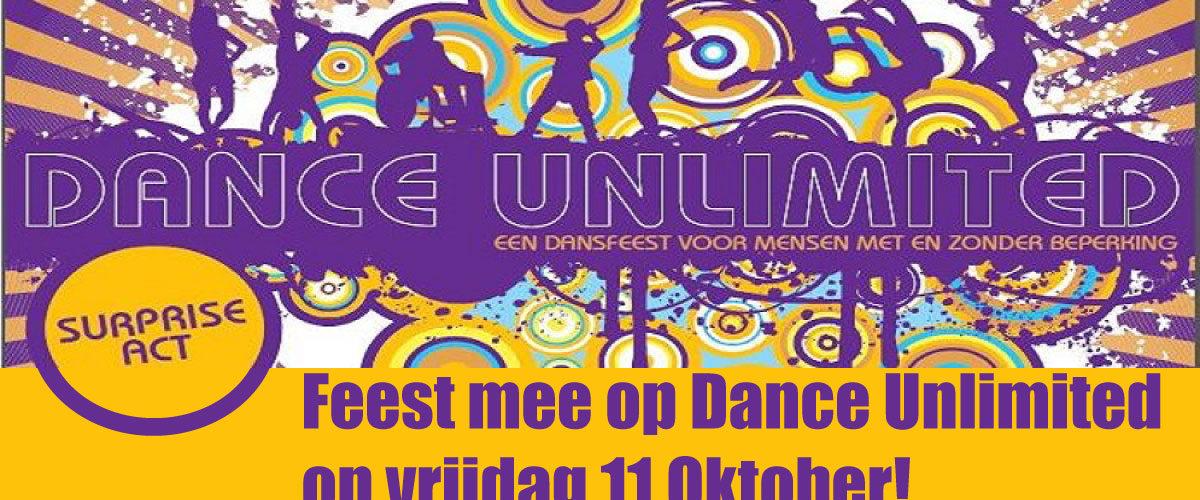 Dance Unlimited - Het leukste dansfeest voor mensen met en zonder beperking!