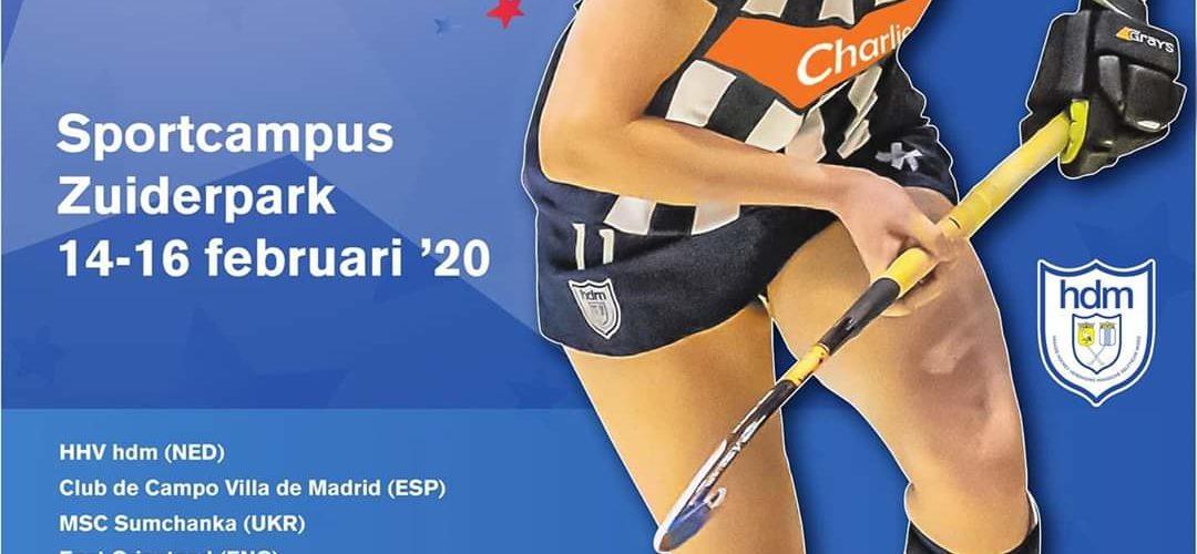 EuroHockey Indoor Club Cup Women