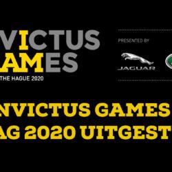 Invictus Games Den Haag 2020 uitgesteld