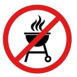 Barbecueën in het Zuiderpark vanaf 24 april verboden