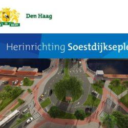 herinrichtingswerkzaamheden op en rondom het Soestdijkseplein