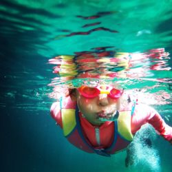 Zwemmen in de herfstvakantie