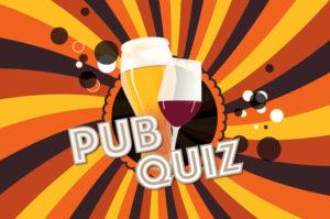 Nieuwjaarsreceptie: Online Pub Quiz