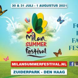 MILAN SUMMER FESTIVAL 2021 – ONDER VOORBEHOUD RIVM