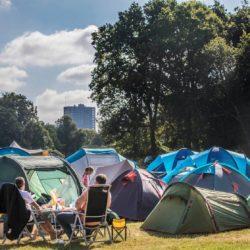 Buurtcamping Zuiderpark