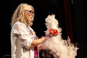Mad Science theatershow + funstations (5+) – Mad Science @ Zuiderparktheater