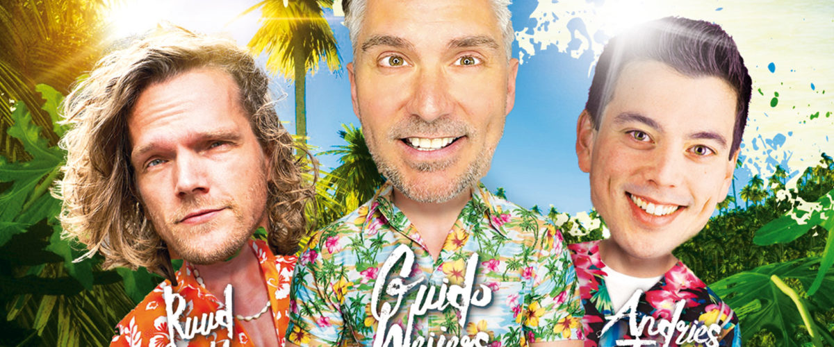 Guido Weijers - Zuiderpark Live