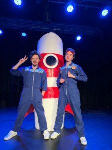 André het Astronautje (4+) - Klein Amsterdam Producties @ Zuiderparktheater