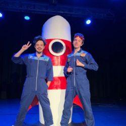 André het Astronautje (4+) - Klein Amsterdam Producties