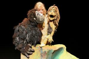 Tarzan poppentheater (6+) (i.s.m. Ooievaarspas) - Ila de Pauw @ Zuiderparktheater