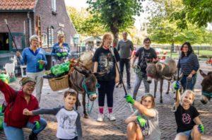 ACTIE SCHONE BUURT: 18 T/M 24 SEPTEMBER 2021 @ Stadsboerderij de Herweijerhoeve